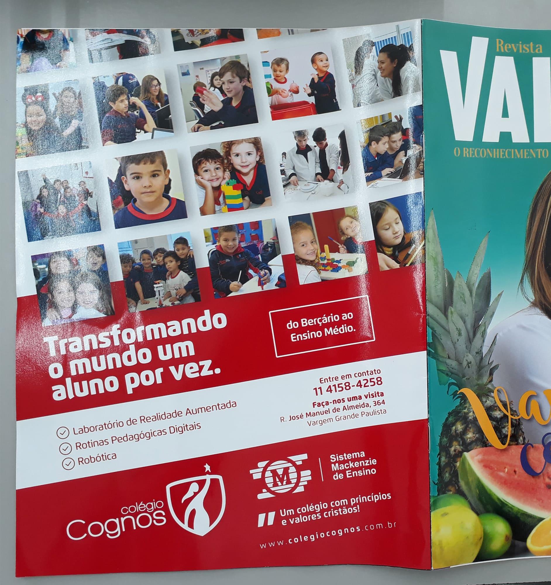 Case VENONE - Colégio Cognos