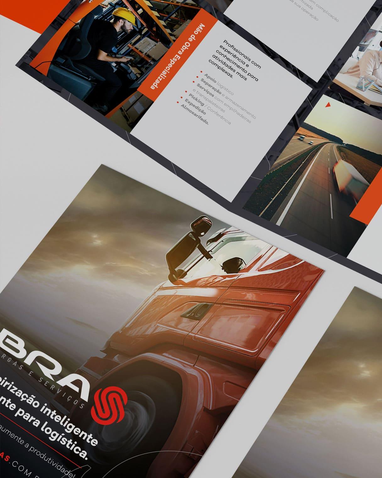 Branding, Papelaria, Desenvolvimento Web
